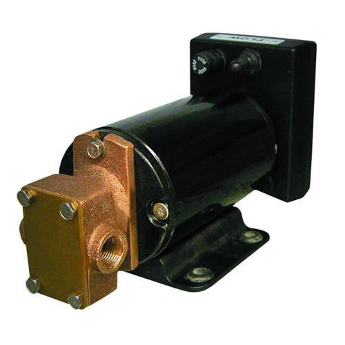 "GROCO Reversing Gear Pump 3\/4"" NPT Ports - 12V [GPBR-1]"