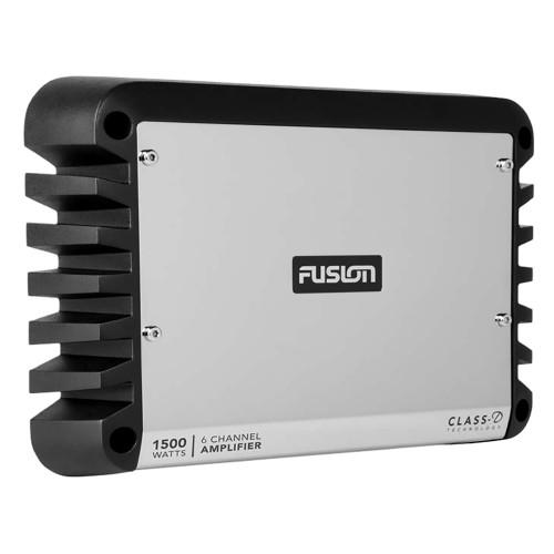 FUSION SG-DA61500 Signature Series 1500W - 6 Channel Amp [010-02161-00]