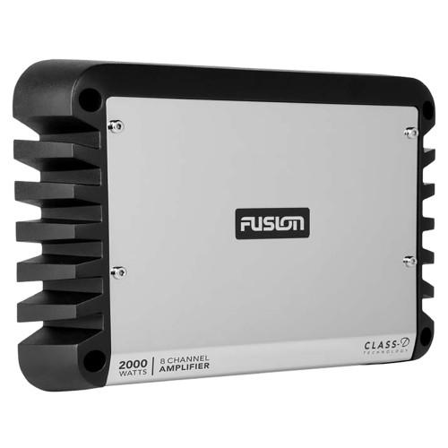 FUSION SG-DA8200 Signature Series 2000W - 8 Channel Amp [010-02162-00]