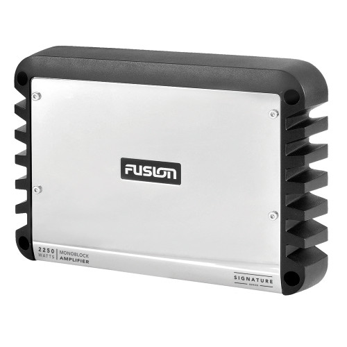 FUSION SG-DA12250 Signature Series - 2250W, Mono Amplifier [010-01970-00]