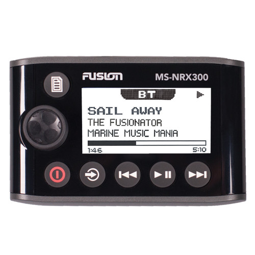 FUSION MS-NRX300 Remote Control - Wired NMEA 2000 [010-01628-00]