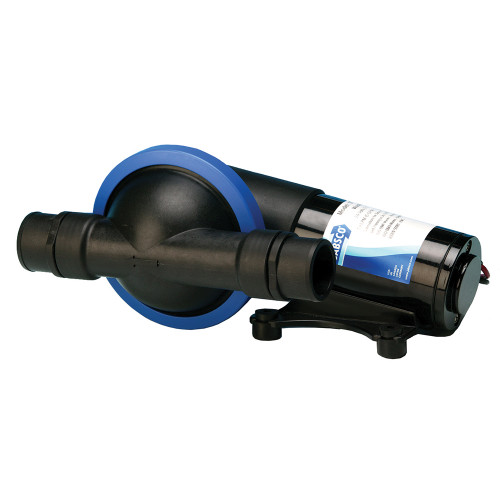 Jabsco Filterless Waste Pump w\/Single Diaphragm - 24V [50890-1100]
