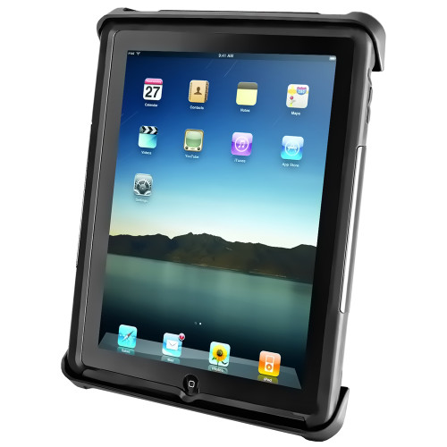 "RAM Mount Universal Large Tab-Lock Holder f\/10"" Screen Tablets [RAM-HOL-TABL-LGU]"