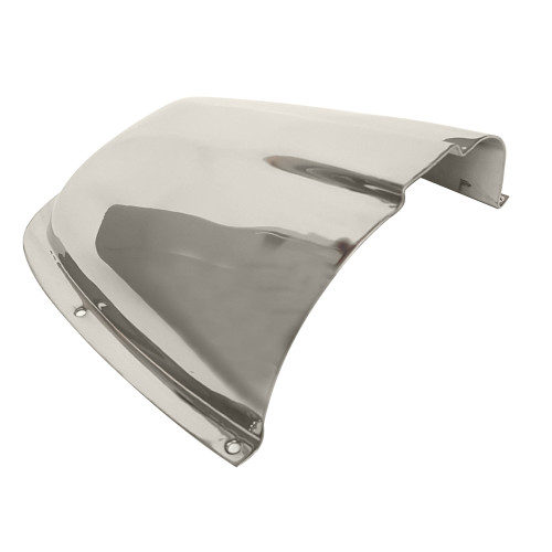 Sea-Dog Stainless Steel Clam Shell Vent - Large [331350-1]