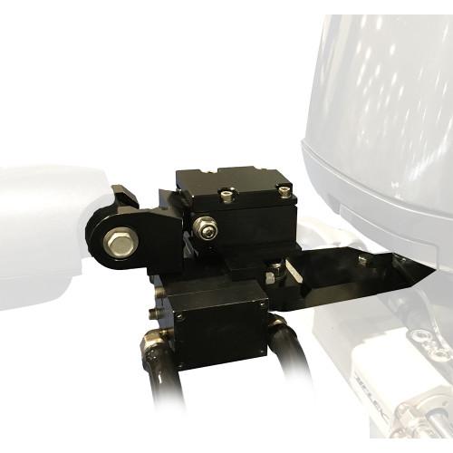 Uflex Yamaha 150-200 Zero Torque Feedback Tiller [ZTF TILLER Y2]