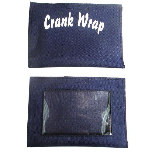 "Rod Saver Crank Wrap - 3"" x 8"" [CW]"