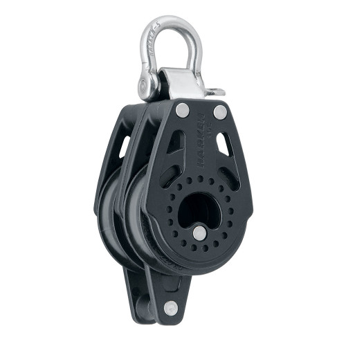 Harken 40mm Carbo Air Double Fixed Block w\/Becket [2643]