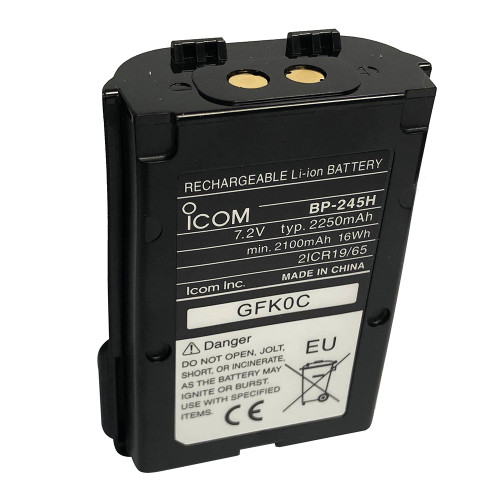Icom Li-Ion Battery f\/M72  M73 [BP245H]