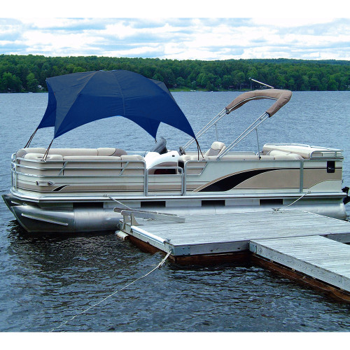 Taylor Made Pontoon Easy-Up Shade Top - Navy [12003ON]