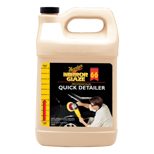 Meguiars Mirror Glaze Quick Detailer - 1 Gallon *Case of 4* [M6601CASE]