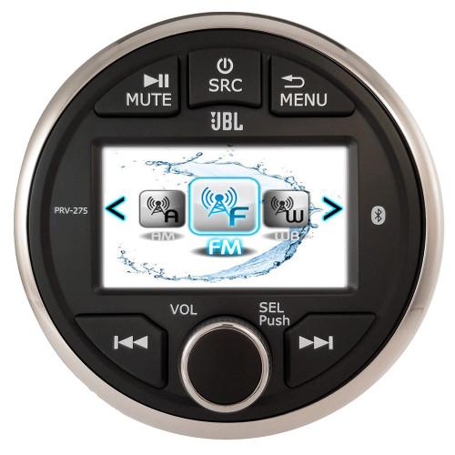 JBL PRV275 Gauge Style Stereo [JBLPRV275]