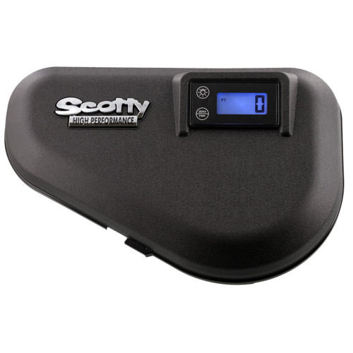 Scotty 2133 HP Electric Downrigger Lid [2133]