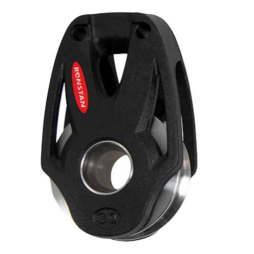 Ronstan Series 30 Ball Bearing Block Single Becket Option Lashing [RF35109HL]
