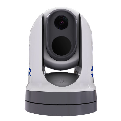 FLIR M364C Stabilzed Thermal Visible IP Camera [E70518]