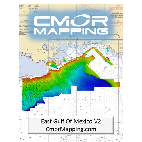 CMOR Mapping East Gulf of Mexico f\/Raymarine [EGOM002R]