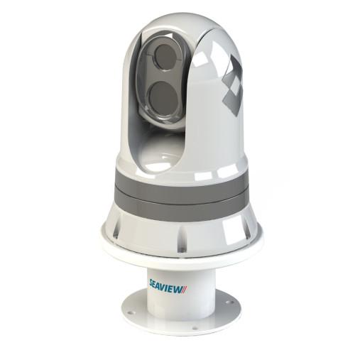 "Seaview PM5FM38 Thermal Camera f\/FLIR M300 Series Vertical 8"" [PM5FM38]"