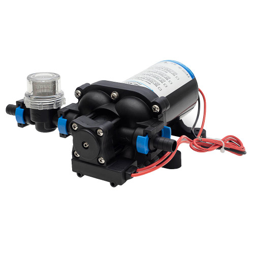 Albin Pump Water Pressure Pump - 12V - 2.6 GPM [02-01-003]