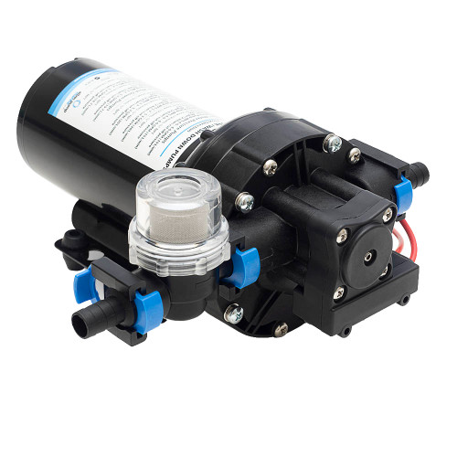 Albin Pump Water Pressure Pump - 12V - 4.0 GPM [02-02-006]