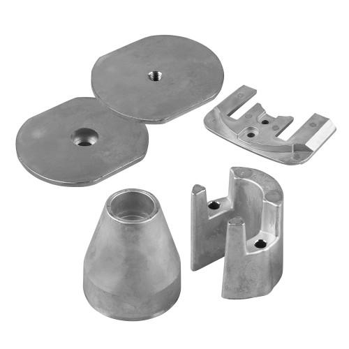Tecnoseal Zinc Anode Kit f\/ZT350-ZT370 Yanmar Sterndrive [KITYANMARSTD]