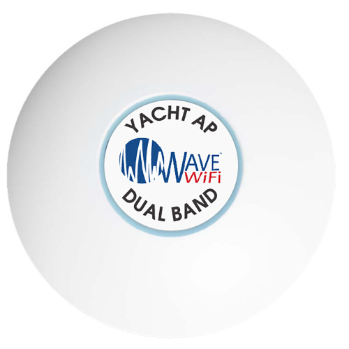 Wave WiFi Yacht AP Dual Band 2.4GHz + 5GHz [YACHT-AP-DB]