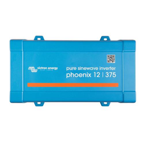 Victron Phoenix Inverter 12 VDC - 375W - 120 VAC - 50\/60Hz [PIN123750500]