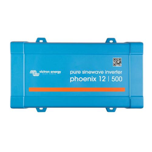 Victron Phoenix Inverter 12 VDC - 500W - 120 VAC - 50\/60Hz [PIN125010500]