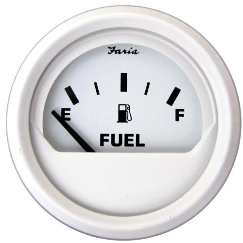 """Faria 2"""" Fuel Level Gauge - Metric [13117]"""