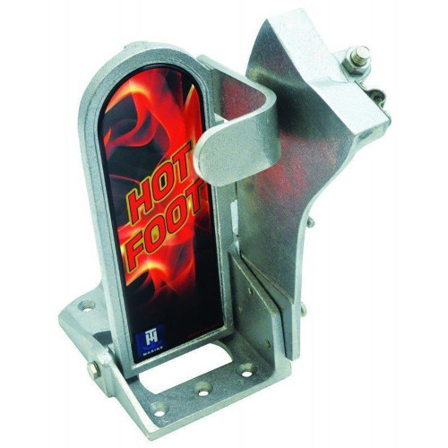 T-H Marine HOT FOOT Pro - Top Load Foot Throttle f\/Chrysler Yamaha [HF-1CT-DP]