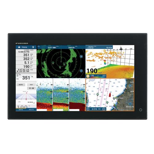 "Furuno NavNet TZtouch3 16"" MFD w\/1kW Dual Channel CHIRP Sounder  Internal GPS [TZT16F]"