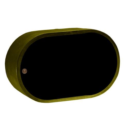 Furuno PM275LHW Bronze Pocket Mount CHIRP Transducer - 12-Pin [PM275LHW-12P]