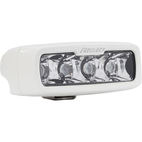 RIGID Industries SR-Q Series Pro Spot Surface Mount - Single - White [944213]