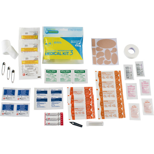Adventure Medical Ultralight\/Watertight .3 First Aid Kit [0125-0297]