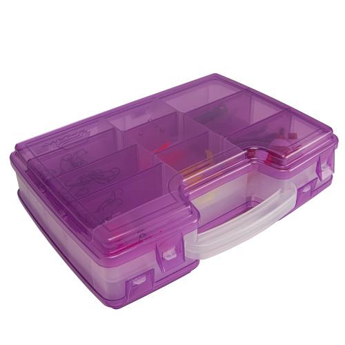 Plano Lets Fish Satchel - Purple [PLAMS7152]