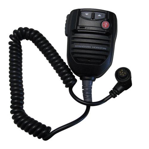 Standard Horizon Replacement VHF MIC f\/GX5500S & GX5500SM - Black [CB3961001]