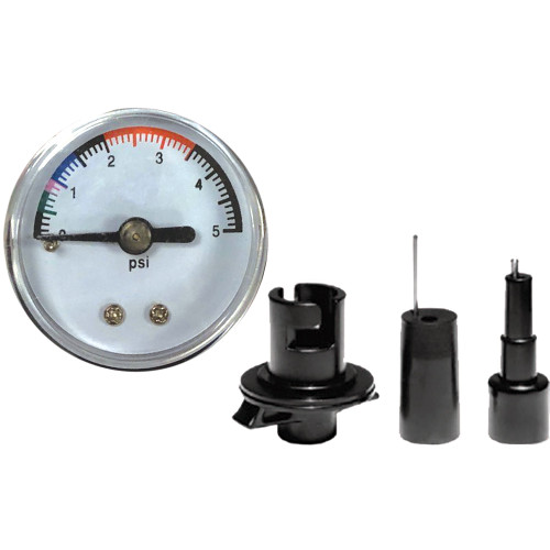 WOW Watersports Pressure Gauge Kit [19-5100]