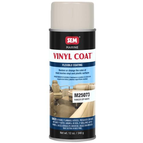 SEM Vinyl Coat - Ranger Off-White - 12oz [M25073]