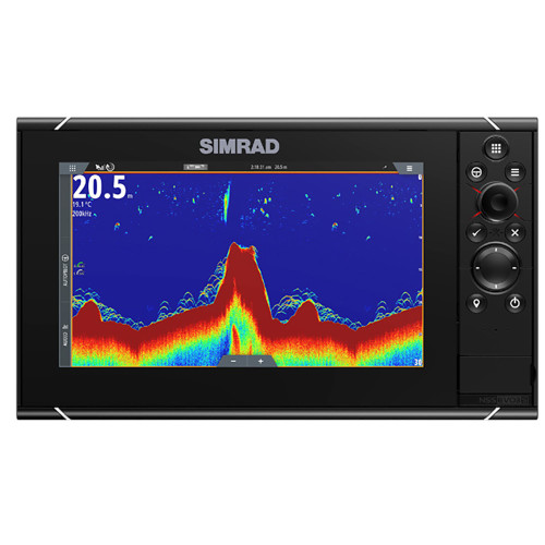 Simrad NSS9 evo3S Chartplotter\/Fishfinder MFD [000-15402-001]