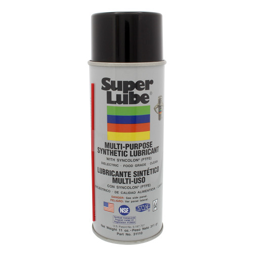 Super Lube Food Grade Anti-Seize w\/Syncolon (PTFE) - 11oz [31110]