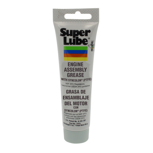 Super Lube Engine Assembly Grease - 3oz Tube [19003]