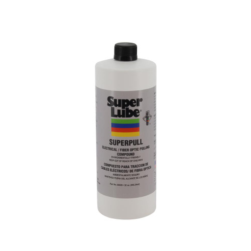 Super Lube SuperPull Pulling Compound - 1qt Bottle [80320]