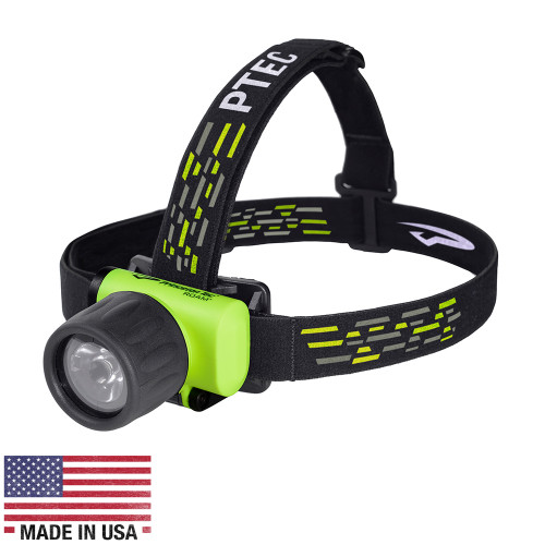 Princeton Tec Roam Headlamp - Neon Yellow [R1-NY]