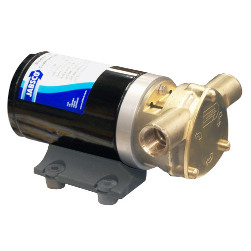 Jabsco Commercial Duty Water Puppy - 24v [18670-0943]