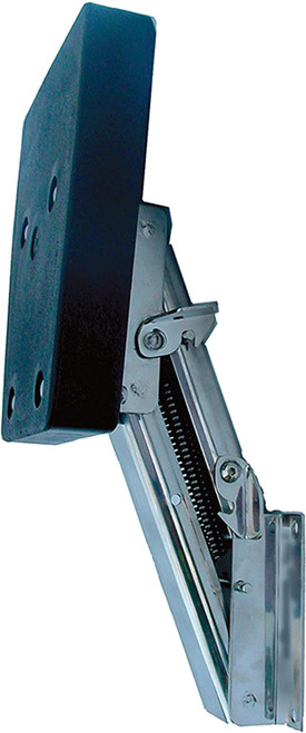 Panther Outboard Motor Bracket - Stainless Steel - Max 10HP [55-0010]