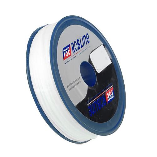 Robline Waxed Tackle Yarn - 0.5mm x 40M - White [TYN-05WSP]