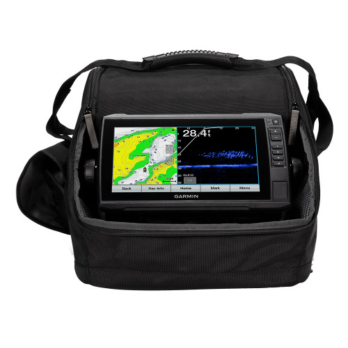 Garmin Panoptix LiveScope Ice Fishing Bundle w\/UHD 93sv [010-02342-15]