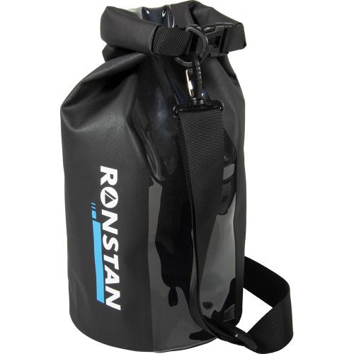 Ronstan Dry Roll Top - 10L Bag - Black w\/Window [RF4012]