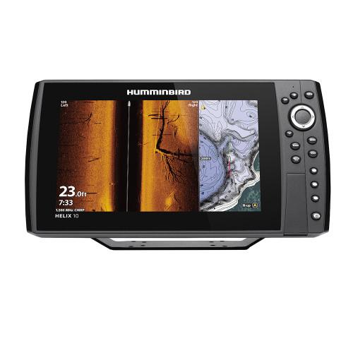 Humminbird HELIX 10 MEGA SI+ GPS G4N CHO Display Only [411420-1CHO]