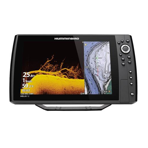 Humminbird HELIX 12 CHIRP MEGA DI+ GPS G4N CHO Display Only [411440-1CHO]