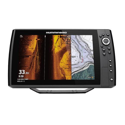 Humminbird HELIX 12 CHIRP MEGA SI+ GPS G4N CHO Display Only [411450-1CHO]