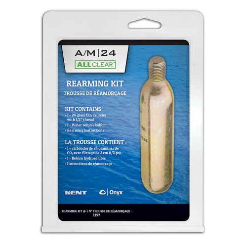 Onyx Rearming Kit f\/24 Gram All Clear Vest [135700-701-999-19]